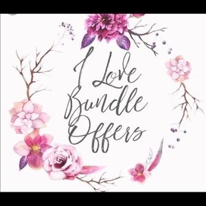 I love offers and I really love bundled offers!!!